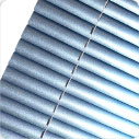 Aluminium Blinds 25mm - Metallic Blue